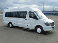Mercedes-Benz Sprinter Business Class