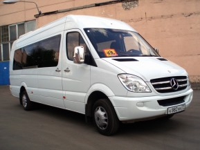 Mercedes-Benz Sprinter Stretch