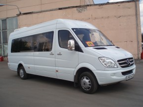 Микроавтобус Mercedes-Benz Sprinter Stretch