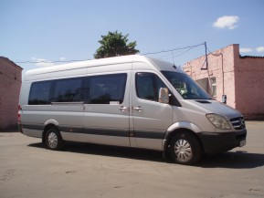 Микроавтобус Mercedes-Benz Sprinter Long