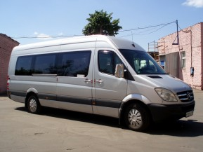 Mercedes-Benz Sprinter Long