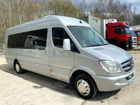 Mercedes-Benz Sprinter Stretch (20)