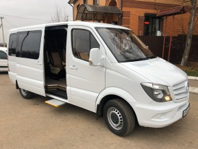 Микроавтобус Mercedes-Benz Sprinter VIP (8)