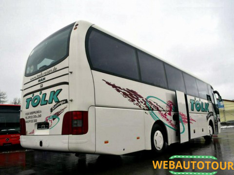 Аренда автобуса MAN R07 Lion's Coach 2
